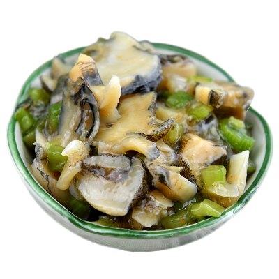 怡鮮來 芥末海螺片100g 解凍即食 日式刺身壽司料理 下酒小菜