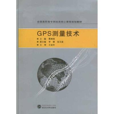 正版 GPS测量技术 聂琳娟 编 武汉大学出版社 9787307097490 书籍