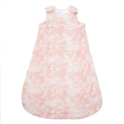 婴儿防踢被宝宝纱布睡袋儿童夹棉睡袋加厚舒适秋冬