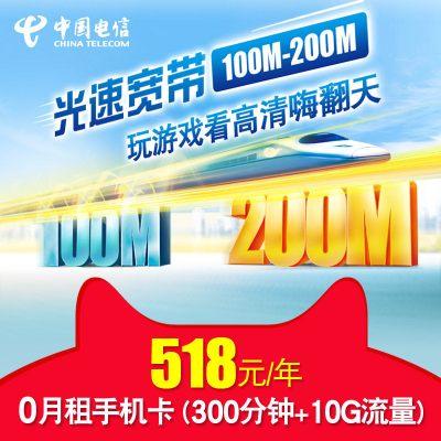 北京电信光纤宽带新装办理提速升级市郊区安装联通宽带100M200M续