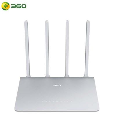 360安全路由器V2 1200M 家用无线wifi高速光纤智能2.4G/5G双频大功率稳定穿墙路由器