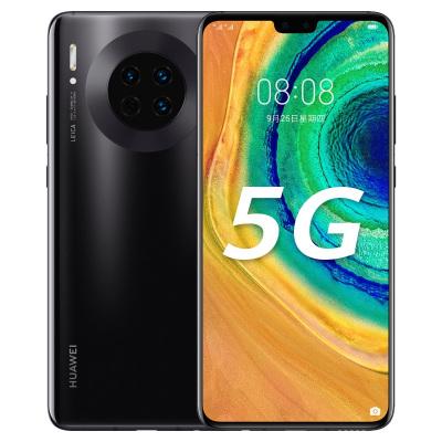 HUAWEI Mate 30 5G 全網通 8GB+128GB 麒麟990 4000萬超感光徠卡三攝全網通(亮黑色)