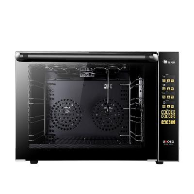 UKOEO G65猛犸象風爐商用電烤箱大容量多層同烤烘焙家用全自動60L