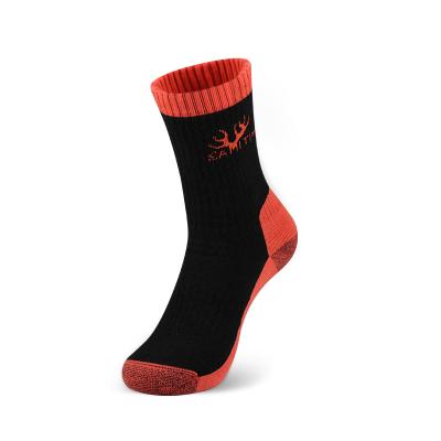 薩米時光SAMITIME襪子戶外旅行襪子男保暖透氣襪女戶外襪四季襪運動襪通用襪子