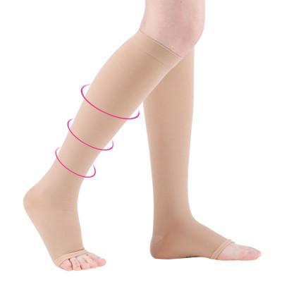 美腿】可孚靜脈曲張襪醫用女彈力襪靜脈曲張襪醫用靜脈曲張男女中老年護士筋脈膚色XL碼二級護具(器械)Cofoe