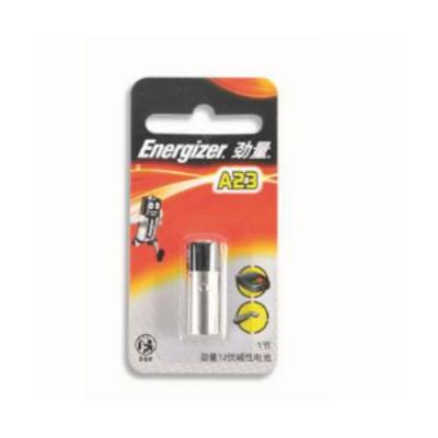 劲量 Energizer A23 BP1 劲量碱性电池12V A23,1节卡装