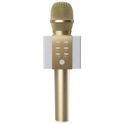 途訊008 手機K歌無線藍牙麥克風話筒音響一體 全民家庭卡拉ok電視K歌神器掌上KTV 兒童唱歌通用