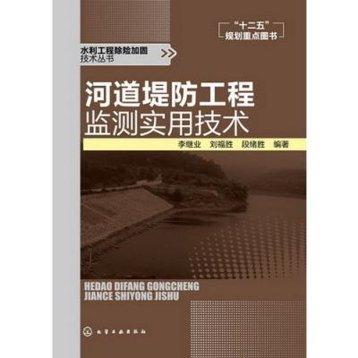 水利工程除险加固技术丛书--河道堤防工程监测实用技术