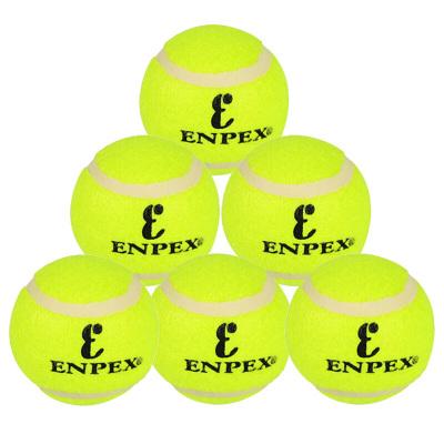 樂士(ENPEX)休閑娛樂訓練用網球 共3只裝網球