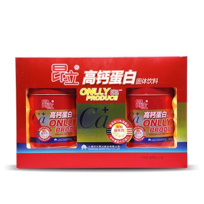 昂立 高钙蛋白粉蛋白质粉 275克*2罐