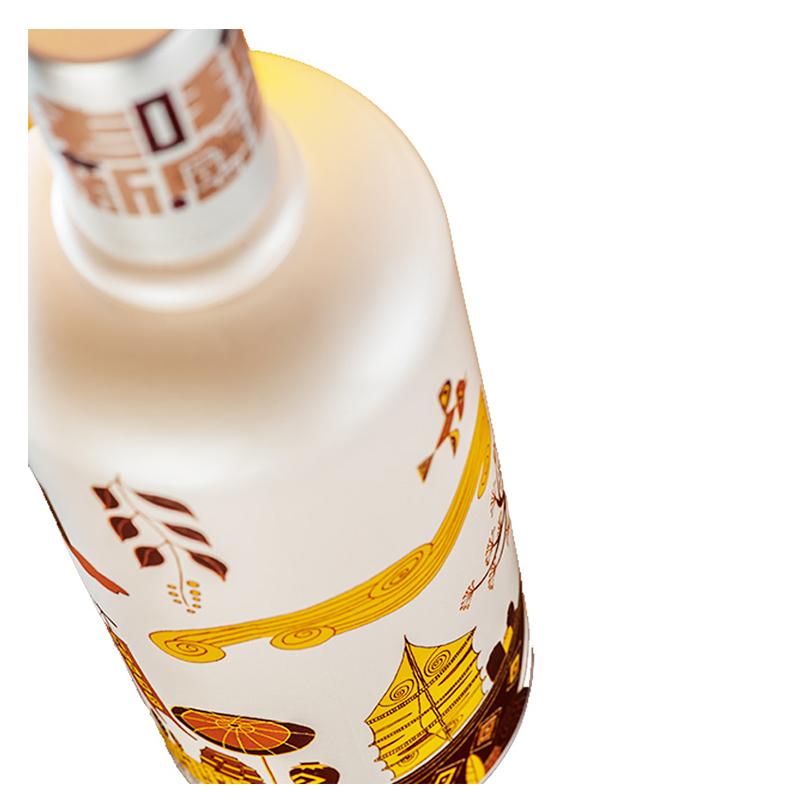泸州老酒坊 金色岁月 52°盒装 500ml 浓香型白酒