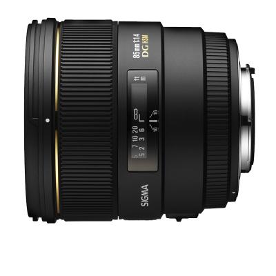 【二手95新】適馬/SIGMA 85mm f/1.4 EX DG HSM 鏡頭