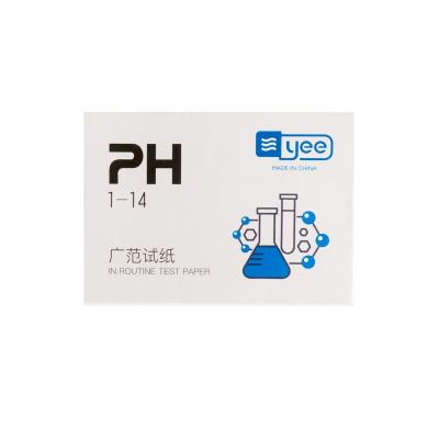閃電客魚缸水質酸堿度測量PH水質測試紙養魚快速方便檢查酸堿溶液 PH測試紙×2 [檢測水質酸堿度]