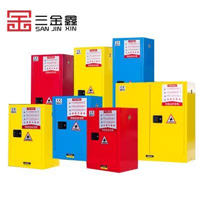 三金鑫 防爆柜工業化學品安全柜危化品防火防爆箱 60加侖危險品儲存柜
