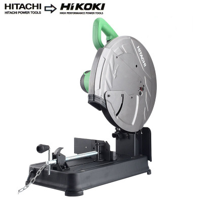 高壹工機 原日立 CC14ST高速型材切割機355mm切割機2200W強力電機切割 整機
