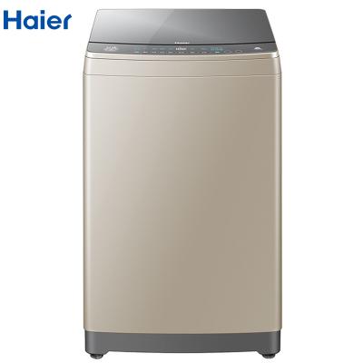 【99新】Haier/海尔MS100-BZ878U1云沐免清洗波轮洗衣机10KG大容量防缠绕变频双动力智能WiFi控制
