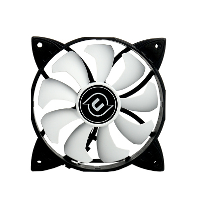 寧美國度 N3無光機箱超靜音風扇12CM 辦公臺式電腦主機散熱風扇