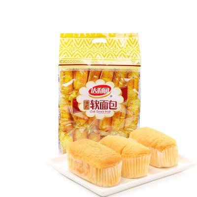 達利園 糕點 面包 零食 法式軟面包360g(香奶味)