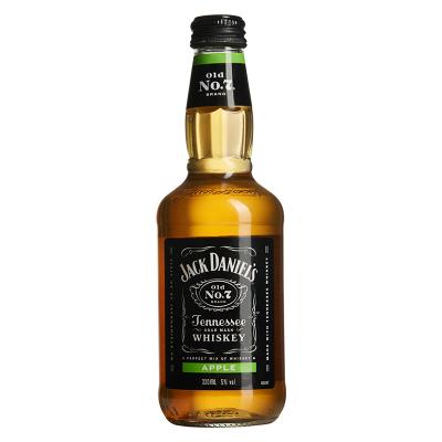 杰克丹尼威士忌预调酒-苹果味 330ml