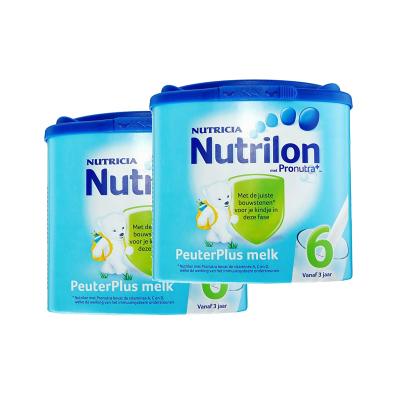 2罐裝 | 荷蘭諾優能嬰幼兒奶粉 6段(3歲以上)400g/罐