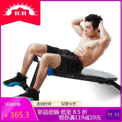 凯速家用健身器材哑铃凳多功能仰卧板折叠锻炼仰卧起坐腹肌板
