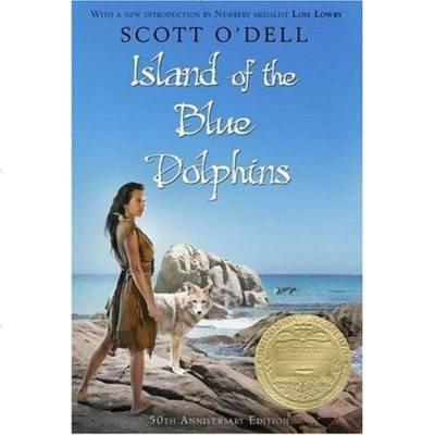 Island of the Blue Dolphins Scott O'Dell Sandp 97805473286