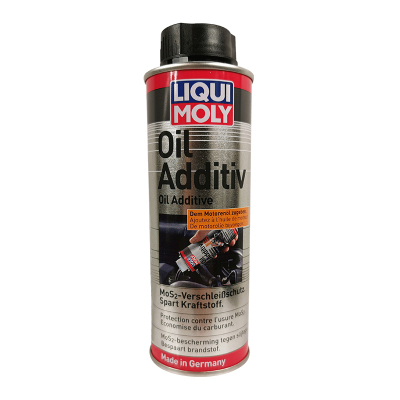 力魔(LIQUI MOLY) Oil Additiv 发动机润滑剂 / 机油添加剂 200ml