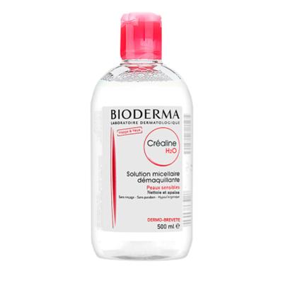 贝德玛深层清洁温和卸妆水 500ml法国版 法国进口