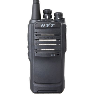 海能达(Hytera)TC-500S 商用民用对讲机 专业手台 450-470MHZ 黑色