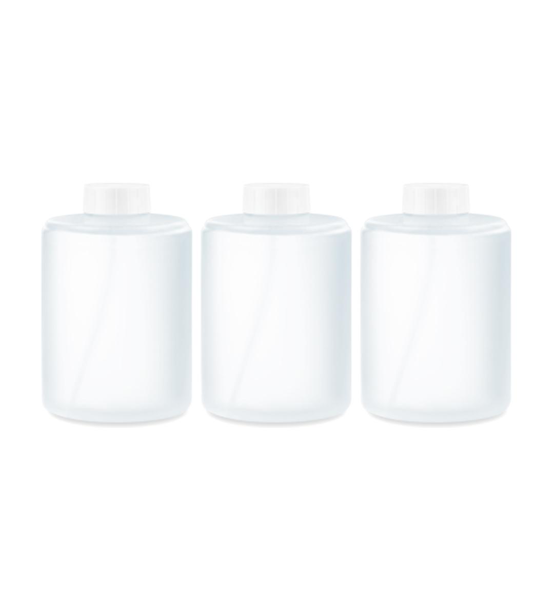 xiaomi/米家小米自动洗手机专用配套洗手液小卫质品泡沫洗手液抑菌款【三瓶装】