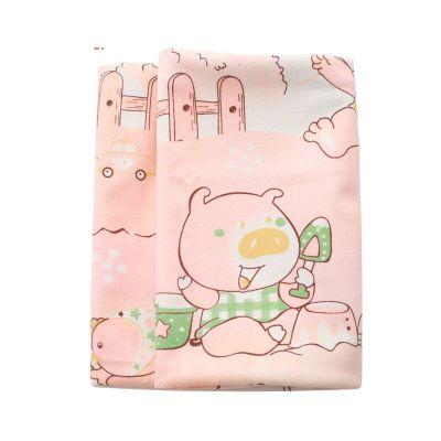 卡比一木KBMLOVELY宝宝可洗尿片月经期尿布棉质婴儿PU隔尿垫小熊90*120大号尿垫MQ4058