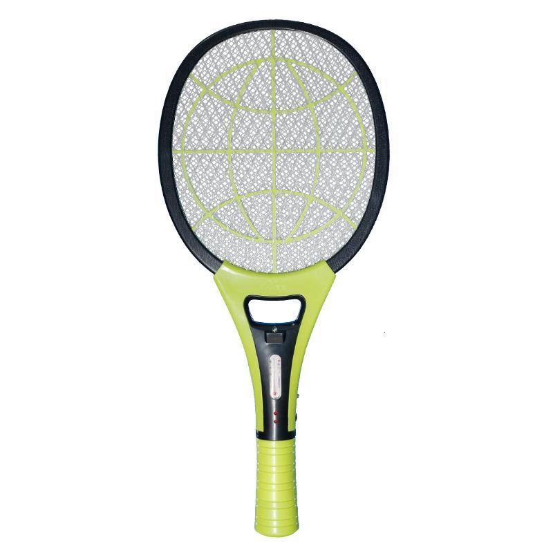 电蚊拍充电式多功能拍苍蝇拍灭蚊器大号网面led家用打蚊子