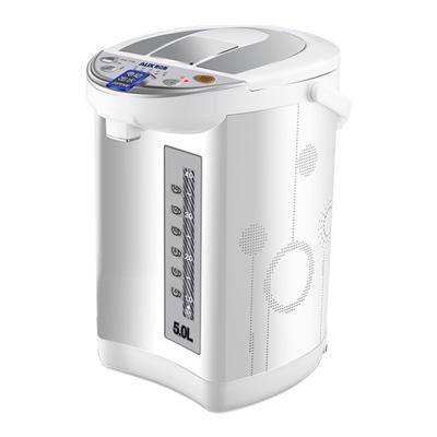 奥克斯(AUX)电热开水瓶烧水壶器家用自动断电智能恒温保温一体大容量5L