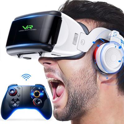 咕咪兔(OUTMIX)千幻vr3d眼镜VR游戏机虚拟现实智能手机影院 2040×1080