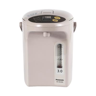 Panasonic松下电热水瓶NC-BG3000CSY电热水壶四档温度调节3L 可保温智能预约烧电水壶防干烧电水瓶