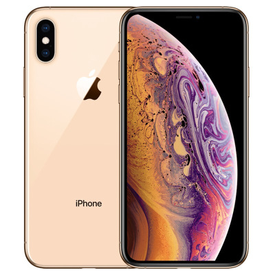 Apple 苹果 iPhone XS 64GB 金色 4G手机