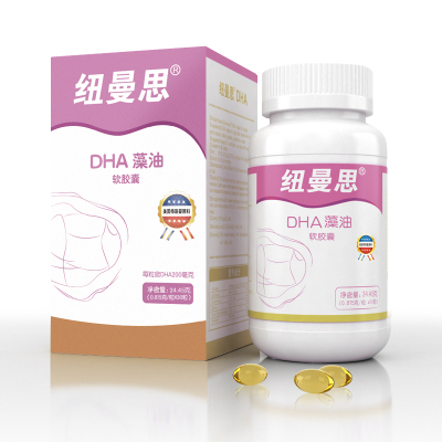 纽曼思DHA海藻油软胶囊 成人型 30粒