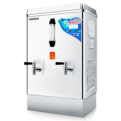 康佳(KONKA)KW-1808发泡保温款 商用开水器 全自动不锈钢饮水机大型工地学校奶茶店烧水电热开水机 180L/h