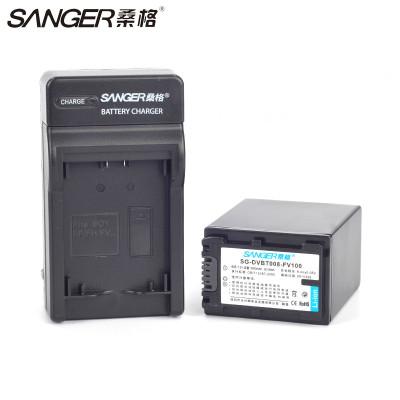 桑格NP-FV100电池+充电器 索尼NEX-VG10 VG30E PJ820E PJ610E CX610 PJ675