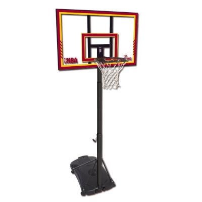 斯伯丁SPALDING篮球板成人移动便携式48英寸篮板FR59618