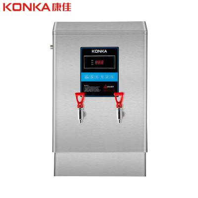 康佳(KONKA)KW-6029数显豪华款 商用开水器6KW全自动不锈钢饮水机学校工厂奶茶店烧水电热开水机60L/H