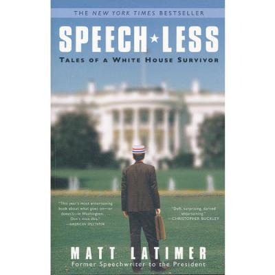 SPEECH-LESS(ISBN=9780307464293) 英文原版
