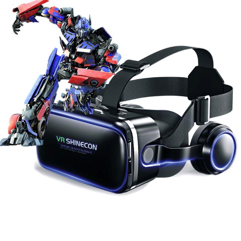 咕咪兔(OUTMIX)千幻vr眼镜3d眼镜VR游戏机虚拟现实智能手机影院 IOS Android 1920*1080