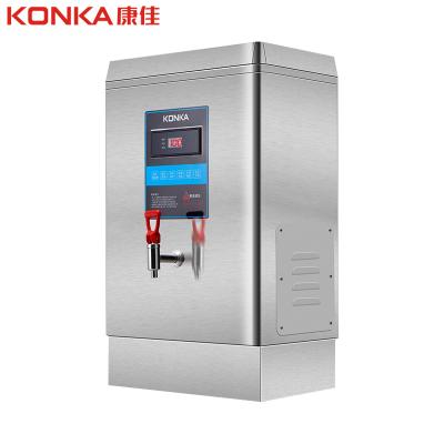 康佳(KONKA)KW-3028数显保温款 商用开水器3KW全自动不锈钢饮水机学校工厂奶茶店烧水电热开水机30L/H