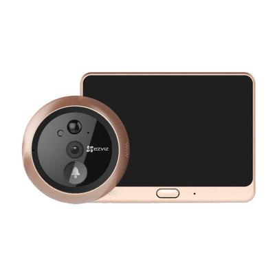 海康威视-萤石DP2C 超清1080P 智能电子猫眼/可视门铃(64G) 防盗家用 监控摄像头 双向对讲