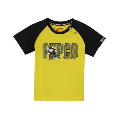 移动端:PEPCO 小猪班纳 男宝宝短袖T恤