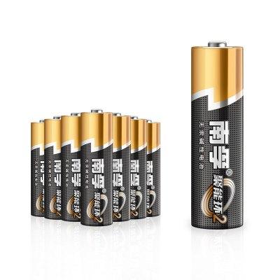 南孚(NANFU) 5号16粒碱性电池七号儿童玩具电池批发 遥控器 鼠标干电池(新老包装随机发货)
